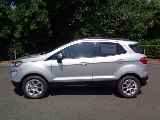 2018 Ford EcoSport SE Automatic SUV FWD 4 Door