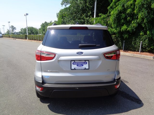 2018 Ford EcoSport SE Automatic SUV 4 Door EcoBoost 1.0L I3 GTDi DOHC Turbocharged VCT Engine