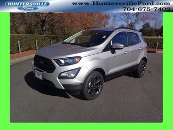 2018 Ford EcoSport SES I4 Engine Automatic SUV 4X4
