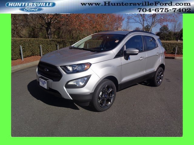2018 Ford EcoSport SES Automatic I4 Engine 4X4