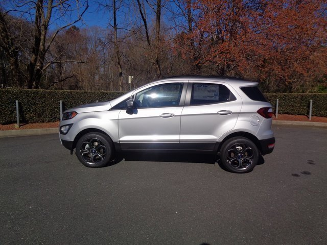 2018 Ford EcoSport SES I4 Engine 4 Door 4X4