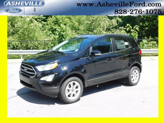 2018 Ford EcoSport SE 4 Door Automatic I4 Engine