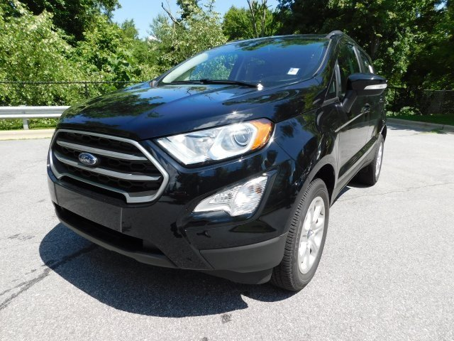 2018 Ford EcoSport SE I4 Engine 4X4 Automatic SUV 4 Door