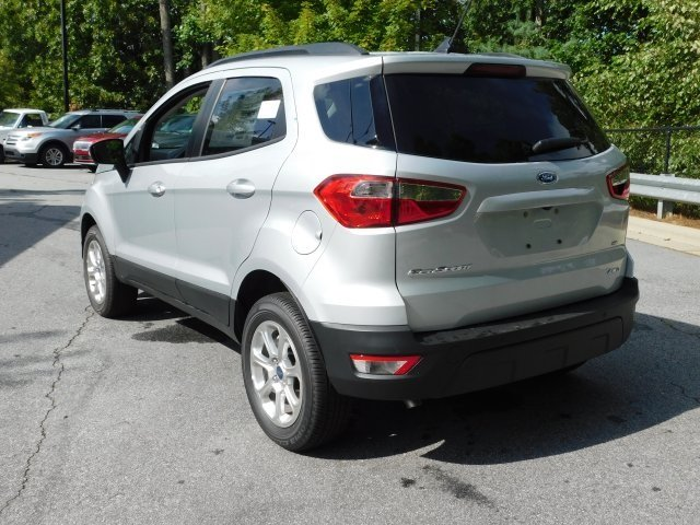 2018 Ford EcoSport SE SUV Automatic 4X4