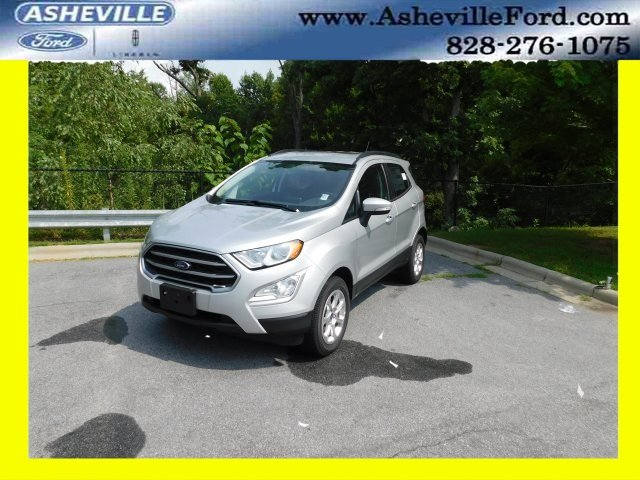 2018 Ford EcoSport SE SUV 4 Door 4X4 Automatic I4 Engine