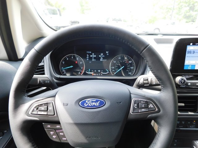 2018 Ford EcoSport SE 4X4 4 Door Automatic