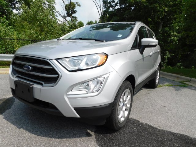 2018 Ford EcoSport SE Automatic SUV 4 Door I4 Engine 4X4