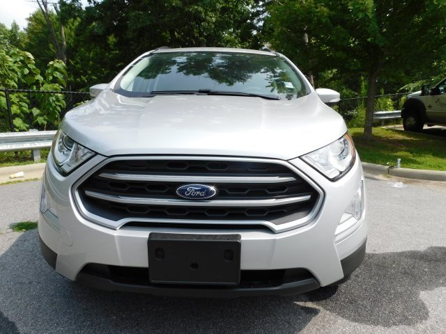 2018 Ford EcoSport SE 4 Door Automatic SUV 4X4 I4 Engine