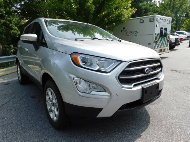 2018 Ford EcoSport SE 4X4 I4 Engine 4 Door SUV