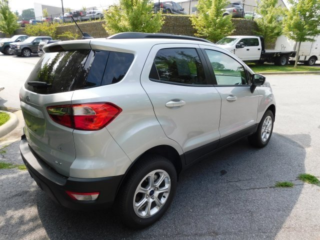 2018 Ford EcoSport SE 4 Door SUV Automatic I4 Engine 4X4