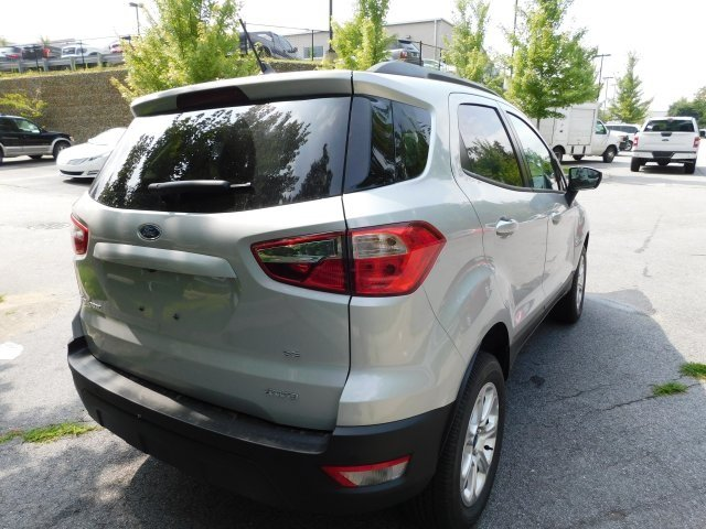 2018 Ford EcoSport SE Automatic 4 Door I4 Engine