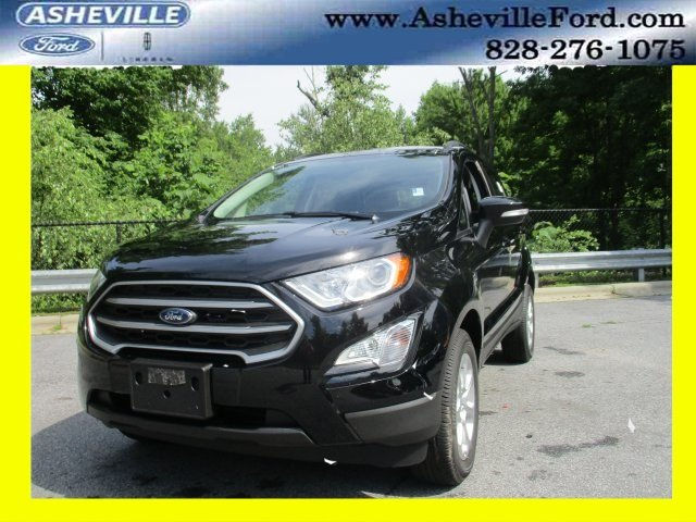 2018 Ford EcoSport SE SUV Automatic I4 Engine 4X4 4 Door