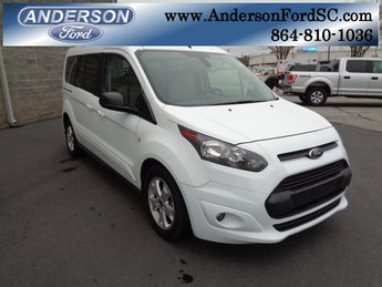 2014 Ford Transit Connect XLT Van 4 Door FWD Automatic Duratec 2.5L I4 Engine