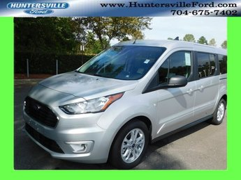 2019 Ford Transit Connect XLT Van Automatic I4 Engine 4 Door FWD