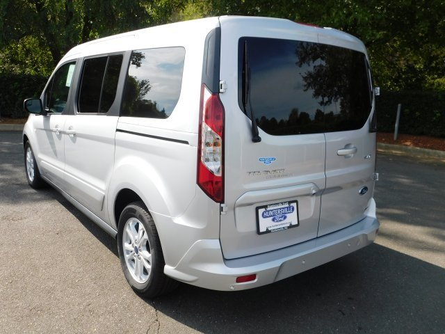 2019 Ford Transit Connect XLT Automatic Van I4 Engine 4 Door FWD
