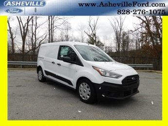 2019 Frozen White Ford Transit Connect XL Automatic FWD 4 Door