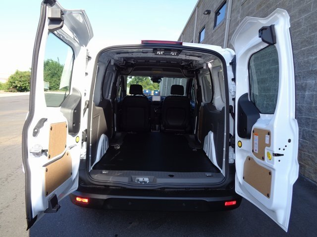 2019 Frozen White Ford Transit Connect XL FWD Automatic 4 Door