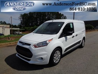 2018 Ford Transit Connect XLT 2.5L I4 iVCT Engine Van Automatic FWD 4 Door