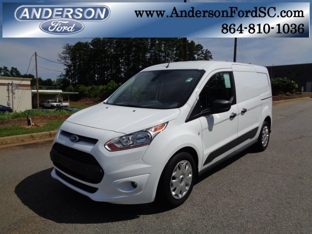 2018 Ford Transit Connect XLT Van 4 Door 2.5L I4 iVCT Engine FWD Automatic