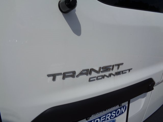 2018 Ford Transit Connect XLT 4 Door Van 2.5L I4 iVCT Engine