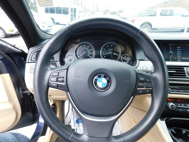 2012 BMW 5 Series 535i Sedan 4 Door Manual
