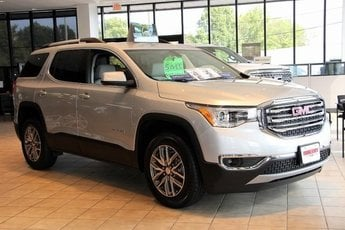 2019 Quicksilver Metallic GMC Acadia SLE AWD 3.6L V6 Engine SUV Automatic 4 Door