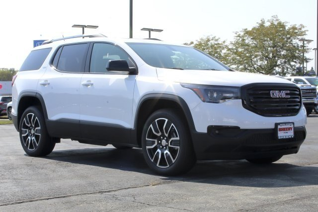 2019 GMC Acadia SLT AWD 4 Door 3.6L V6 Engine