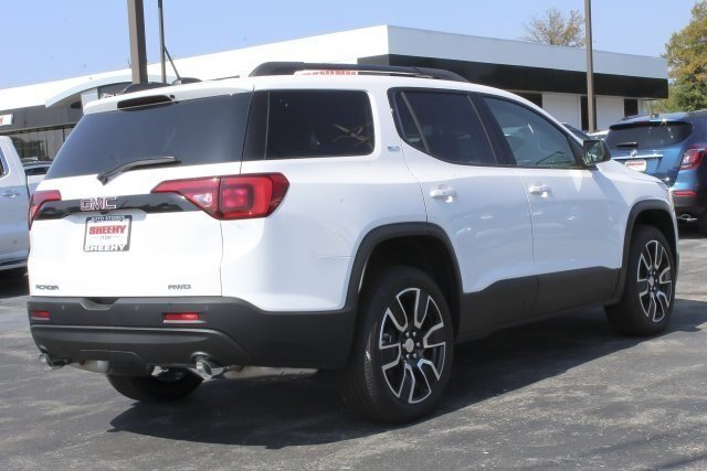 2019 GMC Acadia SLT AWD Automatic 4 Door