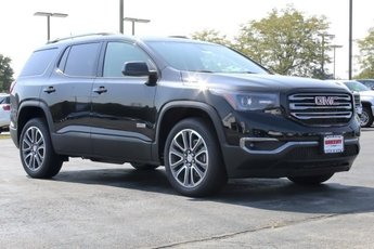 2019 Ebony Twilight Metallic GMC Acadia SLT AWD SUV 3.6L V6 Engine Automatic 4 Door