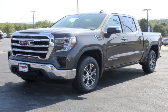 2019 Smokey Quartz Metallic GMC Sierra 1500 SLE Automatic 4X4 4 Door