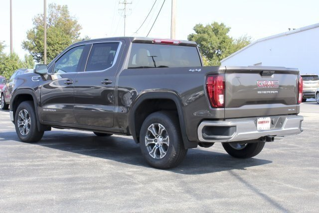 2019 Smokey Quartz Metallic GMC Sierra 1500 SLE Automatic 5.3L V8 Engine Truck