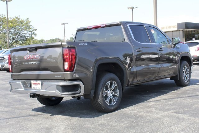 2019 GMC Sierra 1500 SLE Truck 4 Door 4X4 Automatic 5.3L V8 Engine