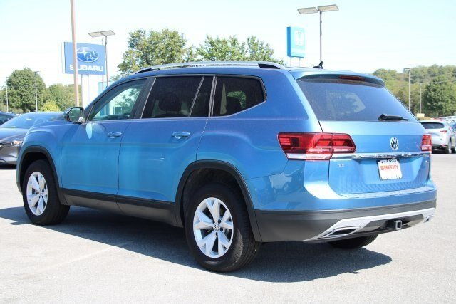 2019 Volkswagen Atlas 3.6L V6 SE w/Technology 3.6L V6 Engine Automatic SUV 4 Door FWD