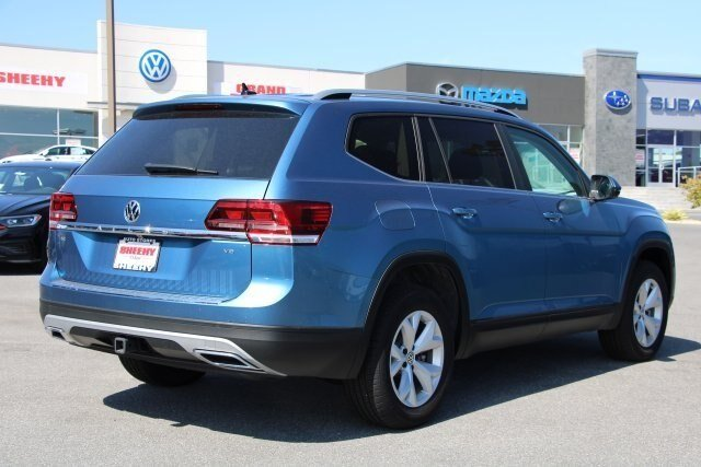 2019 Volkswagen Atlas 3.6L V6 SE w/Technology Automatic 3.6L V6 Engine 4 Door