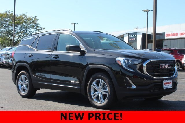 2019 Ebony Twilight Metallic GMC Terrain SLE 1.5L 4 cyls Engine 4 Door Automatic SUV AWD
