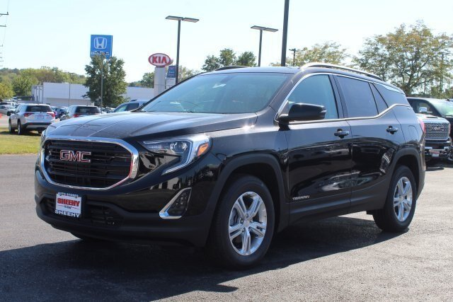 2019 GMC Terrain SLE 1.5L 4 cyls Engine AWD SUV Automatic 4 Door