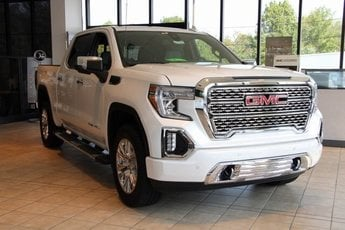 2019 GMC Sierra 1500 Denali Truck 4X4 Automatic 4 Door 5.3L V8 Engine