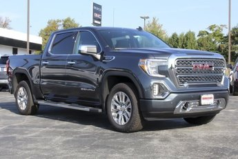 2019 Dark Sky Metallic GMC Sierra 1500 Denali 4 Door 4X4 Truck Automatic
