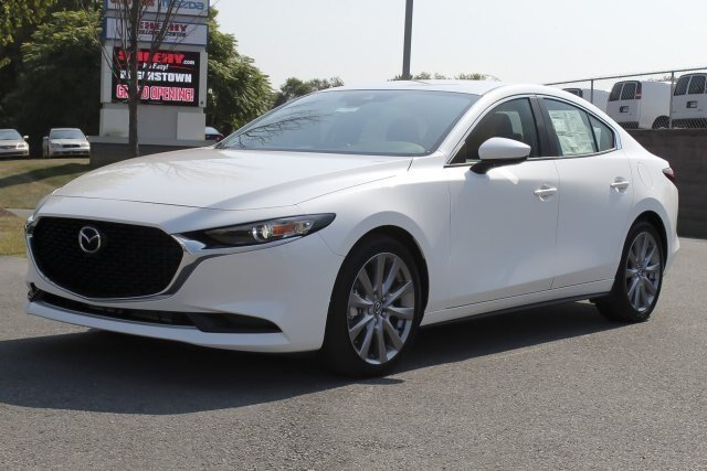 2019 Mazda Mazda3 w/Select Pkg 2.5L 4 cyls Engine FWD Automatic