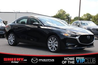 2019 Mazda Mazda3 w/Select Pkg 4 Door FWD Automatic Sedan 2.5L 4 cyls Engine