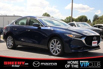 2019 Mazda Mazda3 w/Preferred Pkg Automatic 4 Door 2.5L 4 cyls Engine