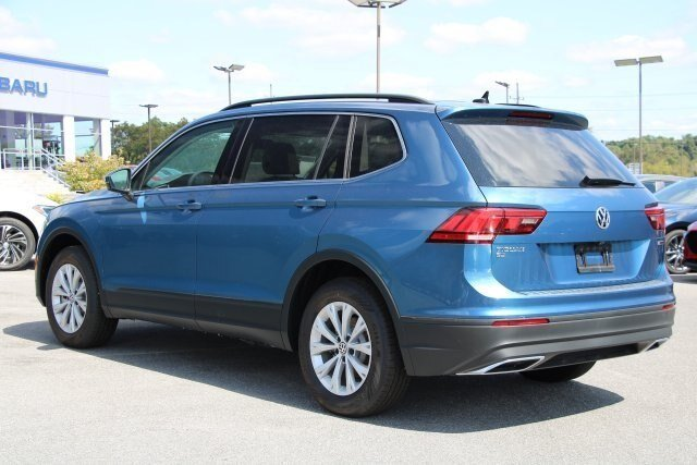 2019 Volkswagen Tiguan SE Automatic 2.0L 4 cyls Engine SUV AWD 4 Door