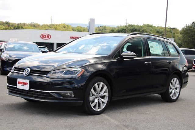 2019 Volkswagen Golf SportWagen SE FWD 1.4L 4 cyls Engine Automatic 4 Door Crossover