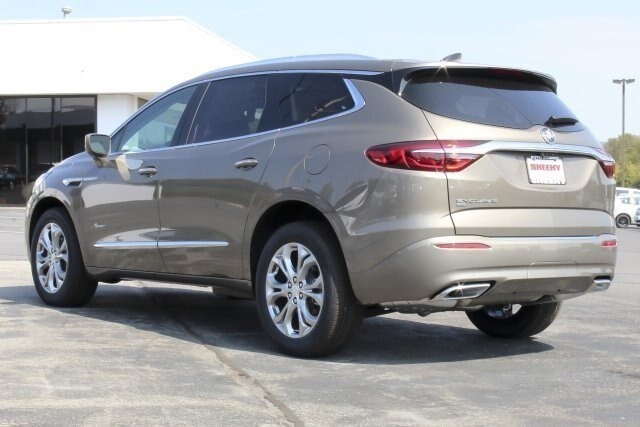 2020 Buick Enclave Avenir AWD 4 Door 3.6L V6 Engine Automatic SUV