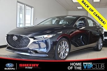 2019 Mazda Mazda3 w/Select Pkg 4 Door Automatic AWD Sedan 2.5L 4 cyls Engine