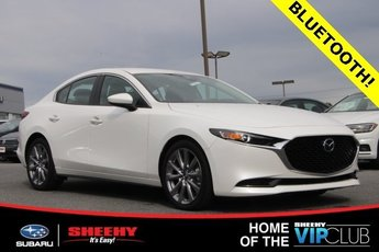 2019 Mazda Mazda3 w/Select Pkg 2.5L 4 cyls Engine Automatic 4 Door Sedan