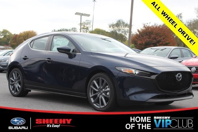 2019 Mazda Mazda3 AWD Automatic 4 Door 2.5L 4 cyls Engine Hatchback