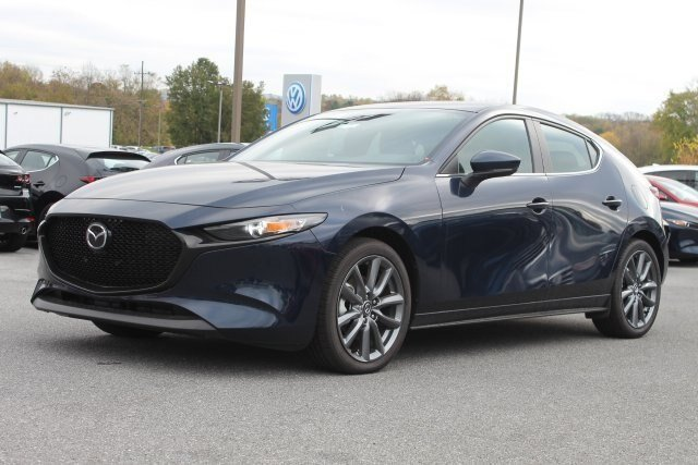 2019 Mazda Mazda3 Automatic 4 Door Hatchback AWD 2.5L 4 cyls Engine