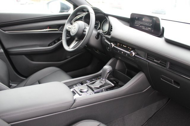 2019 Mazda Mazda3 2.5L 4 cyls Engine 4 Door AWD Automatic