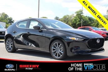 2019 Mazda Mazda3 4 Door AWD Hatchback 2.5L 4 cyls Engine